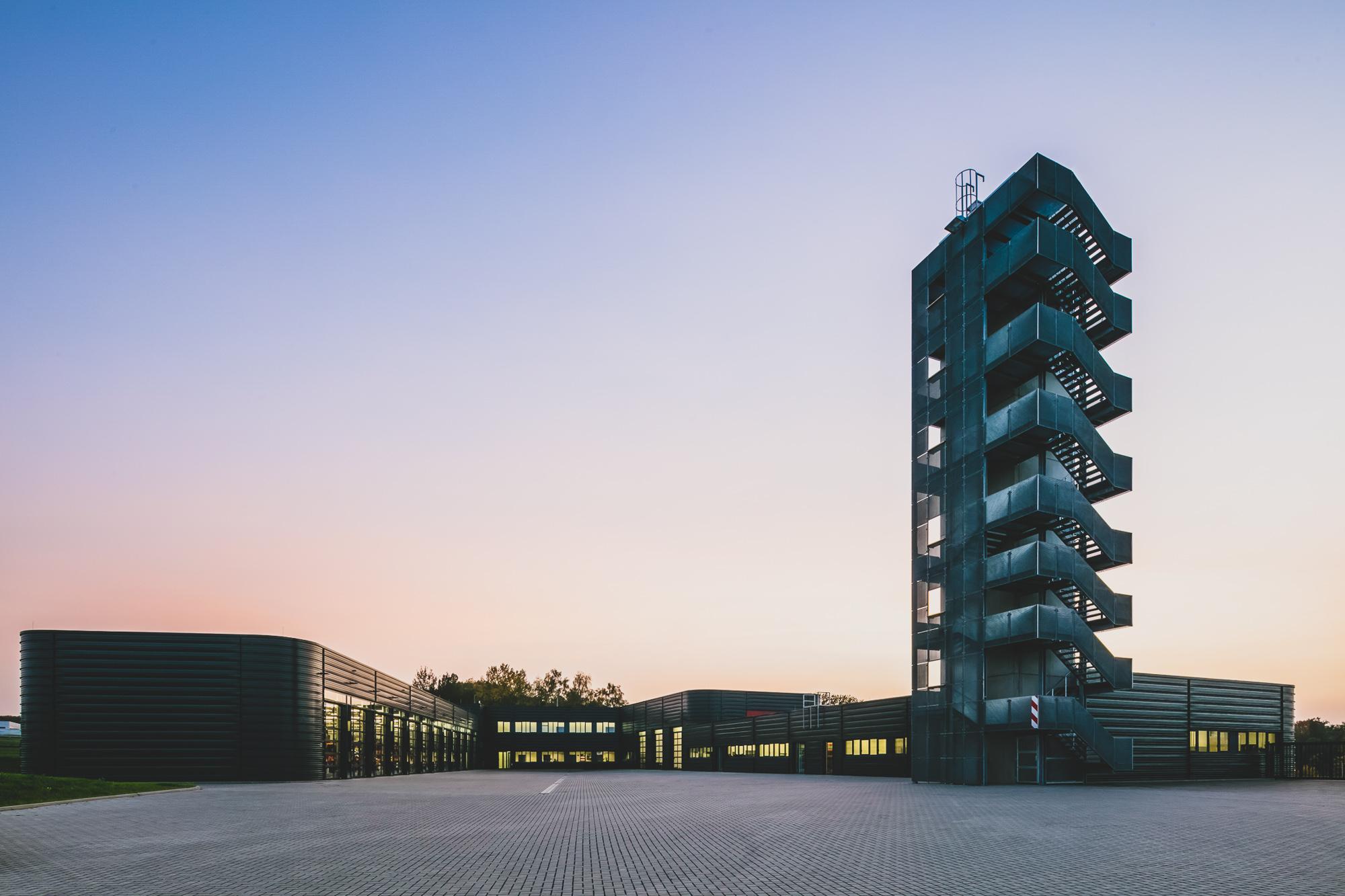 starkarchitekten, Siegen | Feuerwache Alsfeld